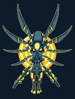 Kraft - Wasp by R3dEyeJedi
