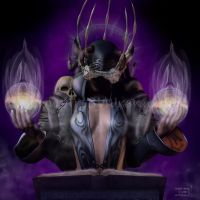Wicked Sermon by WrenStormbringer