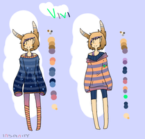 { vivi } by iNsAnItY-Wolf-Cry