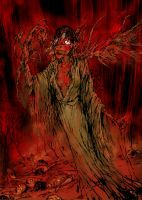 ...the cry of blood... by Tung-Monster