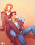 co: Nap Time by Momo-Deary