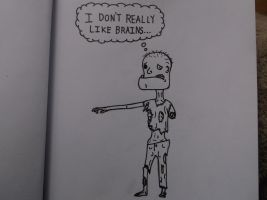 Zombie Confession by Spam-Blaster