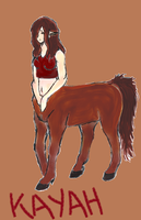 Kayah the Horse-Maiden by Kayah-D-Horse-Maiden