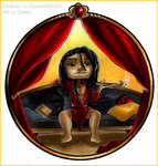 Chibi Commission .Shaloan. by Cleox