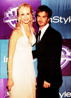 Candice Accola Ian Somerhalder by N0xentra
