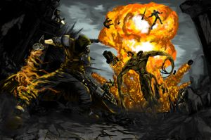 Wasteland War by LiewJJ