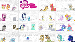 22 Short Films about Ponyville by TylerLegrand