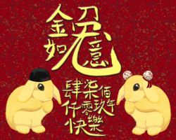 Chinese New Year 2011 by jHYtse
