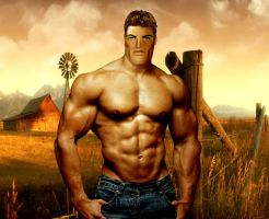 Adam in the Heartland by PerfectPinUpz
