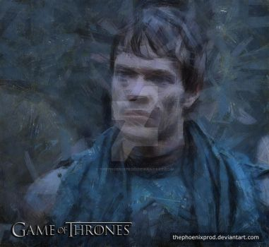 Theon Greyjoy - Conquest Winterfell by thephoenixprod