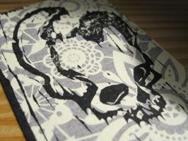 The Melonheads ACEO - Lace by tencrowns-studio