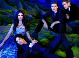 TVD wallpaper by 66sabz66