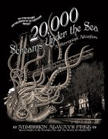 20,000 Screams Under the Sea by CapnSkusting