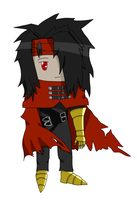 Vincent Valentine Chibi~ by Goobster180