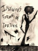 Ingenious forms of torture- Rufus Rex by LookAliveZombie