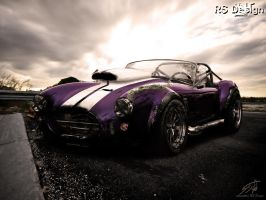 Ford AC Cobra - Deep Purple 2 by RS--Design