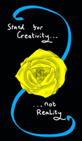 Creativity, not Reality by abacada123