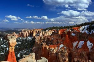 Bryce Canyon III by ernieleo