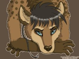 Hyena Russell by Wolfurryon