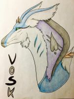 Commission: Vosk by Hazard-dragon