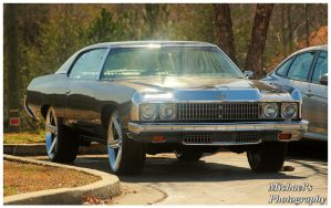 A Nice Chevy Caprice by TheMan268