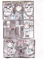 Star Wars Mini comic by ZhugeLiang101