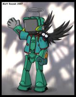Canti - 'Blue' by KupoGames