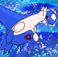 Latios by NessStar3000