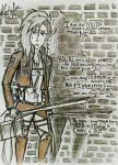 {AOT : YOUR words in MY head, knives in MY heart } by 6LoveMeCANCEROUSLY9