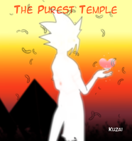 The Purest Temple Title Page by Kuzai