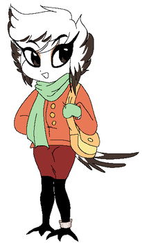 tia except shes a little chilly by whecks