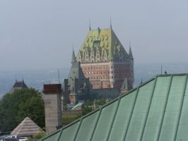 Chateau Frontenac by MidnightsDream