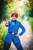 Axis Power Hetalia: Italy by Evil-Uke-Sora