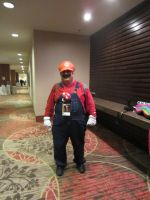 AFest 2012 - Mario by Soynuts