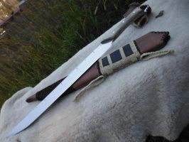 My Suebi seax by Ragimond