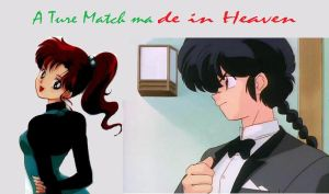 A True Match made in Heaven by laidler123