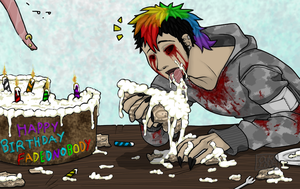 Happy birthday Faded~ by 13OukaMocha13