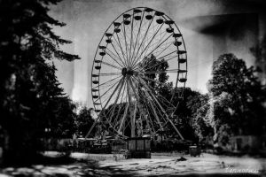 Praha...but reminds me on chernobyl x3 by FGW-Photography