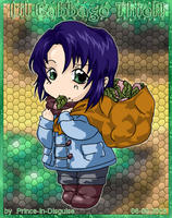 Athrun - Lil Cabbage Thief by Prince-in-Disguise