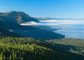 Incline Village Lake Tahoe by MartinGollery