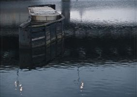 Hardly a dock by MadejyalookGraphics