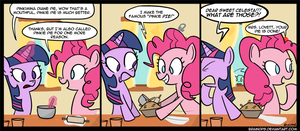 Pinkied Pie by BrainDps