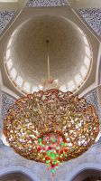 Inside the mosque by El-Haithamy