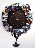 Dreaming, phantasms clock by doming92