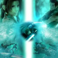 Final Fantasy VII Remastered 6 by TheFavs