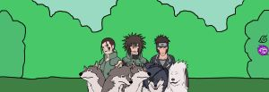 Clan Inuzuka by jimjimfuria1