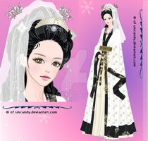 Seondeok Kagome Wedding by smcandy