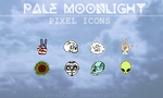 Pixel Icon Set by Innuend