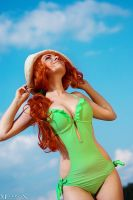 DotA 2 - Windrunner - sunshine by MilliganVick