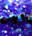 Faceted Blue by nouvellecreation